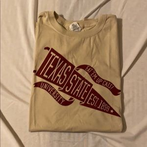 Gildan Tops - Texas State University Shirt